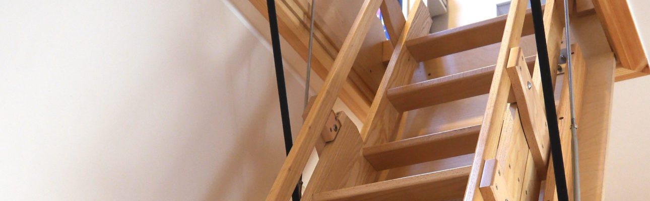 Can You Buy a Bespoke Wooden Loft Ladder