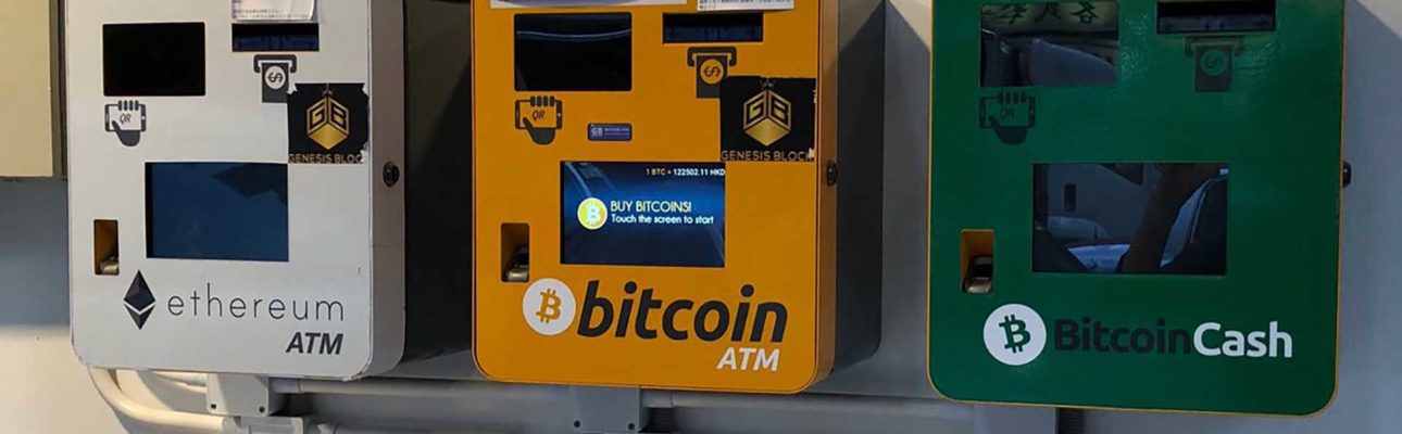 Cryptocurrency ATM For Sale