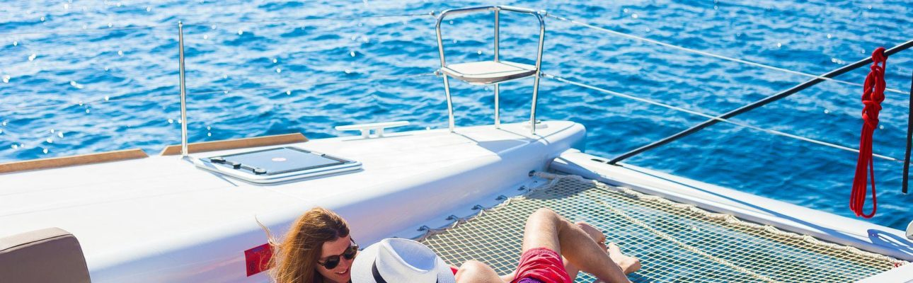 Top Destinations For a Yacht Charter Honeymoon
